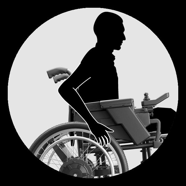 ABBY Manual chair