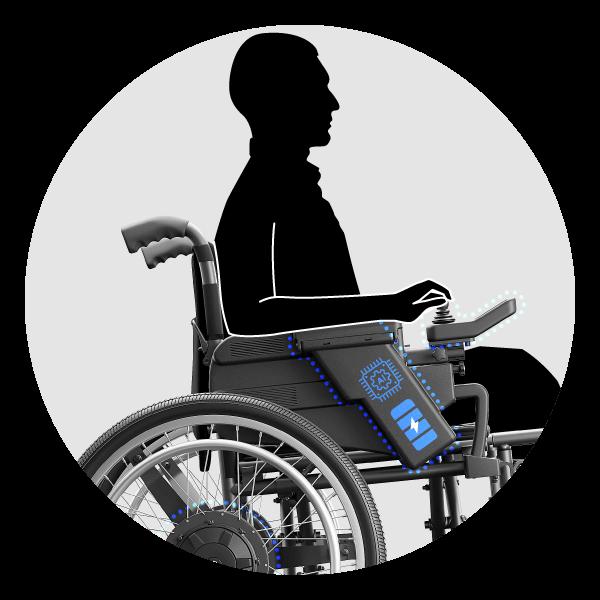 ABBY Powered chair