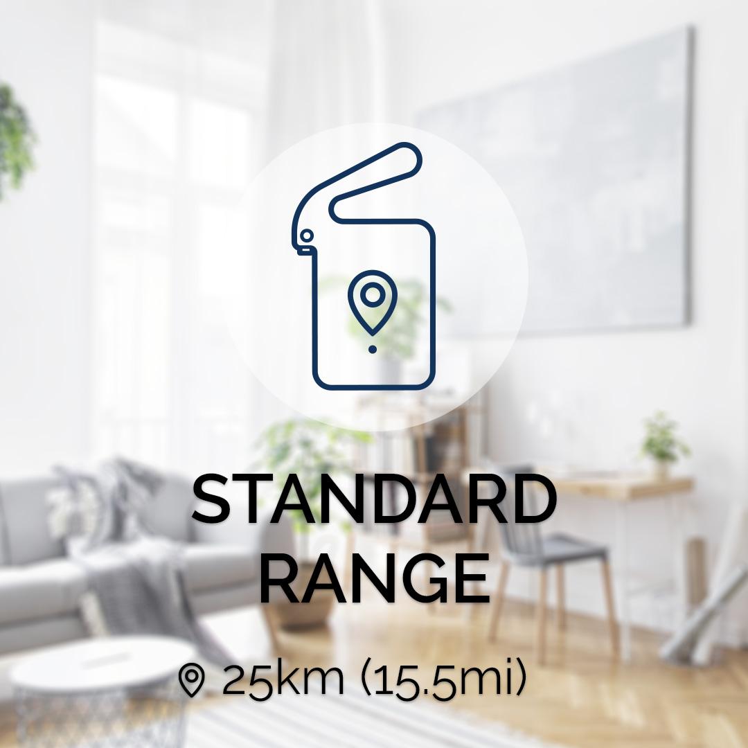 Standard range battery