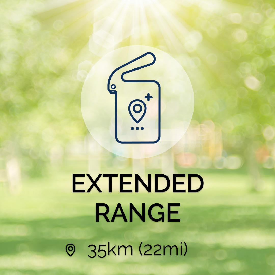 Extended Range Battery