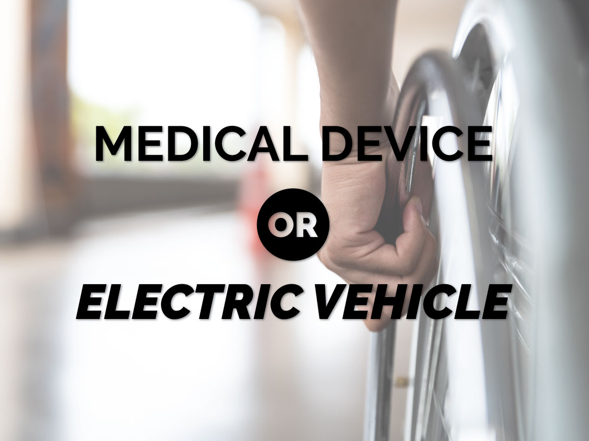 Blog Medical device VS Electric Vehicle