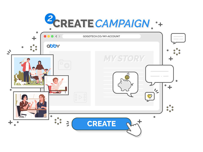 ABBY Crowdfunding Step 2